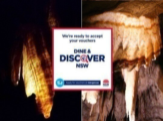Pay full price for 1 cave. Redeem a Dine & Discover voucher for a 2nd cave - no extra cost. The Orient Cave will leave you spellbound, and the Chifley Cave is so surprising.